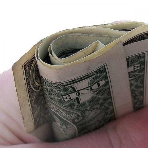 Prayer for a Financial Miracle | PastorJoRamsay com - Speak